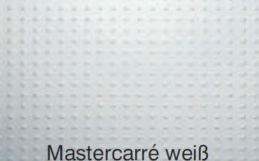 Mastercarré weiß