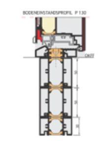 P 130 Bodeneinstand Neubau