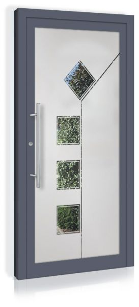 F&R VETRO-Line Ganzglashaustür Modell-Scala