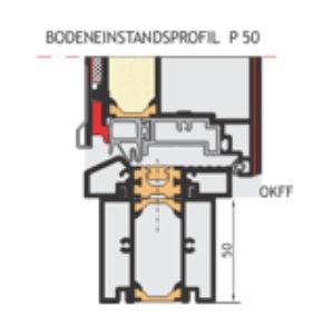 P 50 Bodeneinstand Neubau