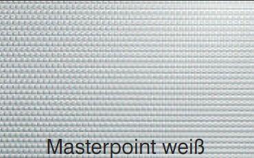 Masterpoint weiß