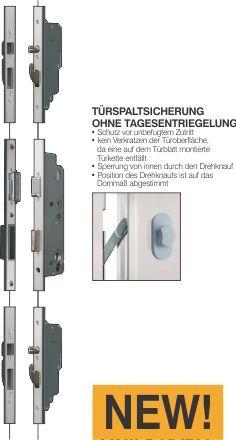 ATM4 5-fach Automatik- Mehrfachverriegelung mit Sperrbügel