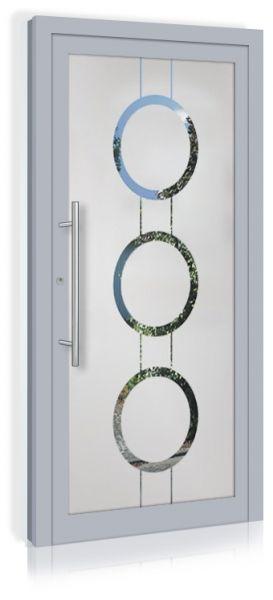 F&R VETRO-Line Ganzglashaustür Modell-Centro