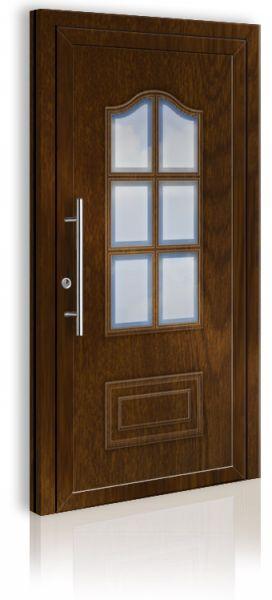 AWE 2000 Einflügelig Holzdekor