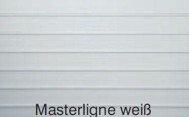 Masterligne weiß