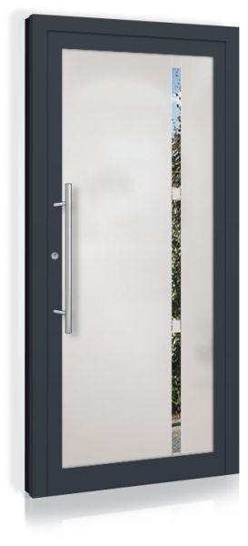 F&R VETRO-Line Ganzglashaustür Modell-Rialto